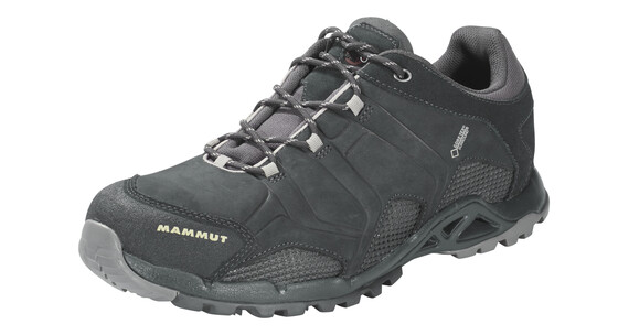 Mammut Comfort Tour Low GTX Surround Shoes Men graphite-taupe